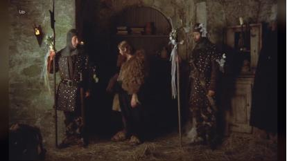 فیلم Monty Python and the Holy Grail 1975 دوبله ف