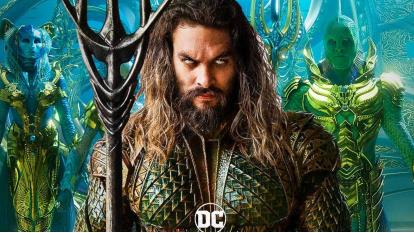Trailar Aquaman 2018