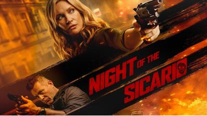 تیزر فیلم Night of the Sicario 2021 شب سیکاریو