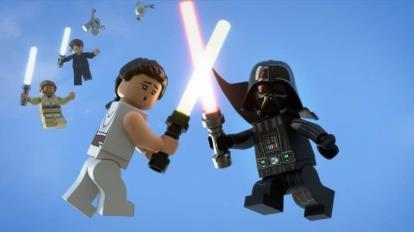 The Lego Star Wars Holiday Special Trailer