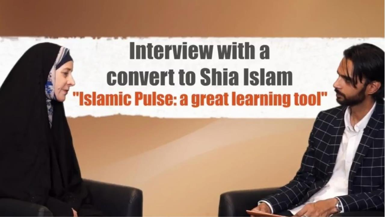 Interview with aconvert to Islam