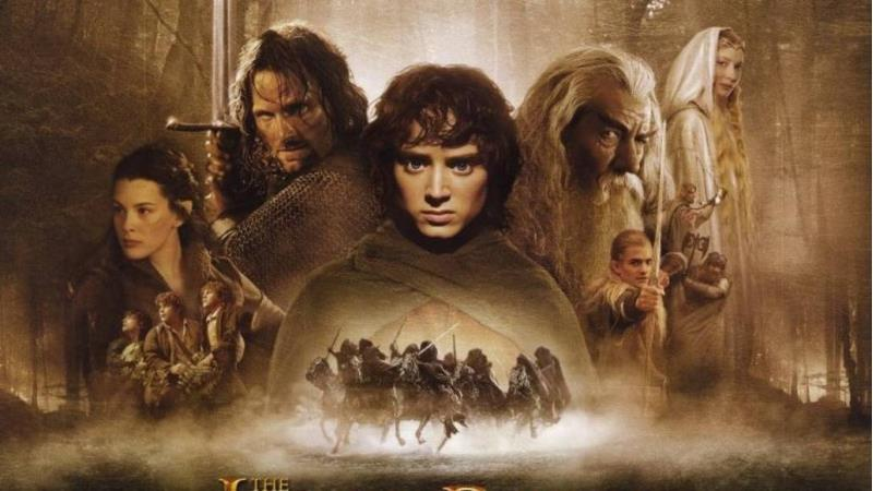 فیلم فانتزی ماجراجویی The Lord of the Rings: The Fellowship of the Ring
